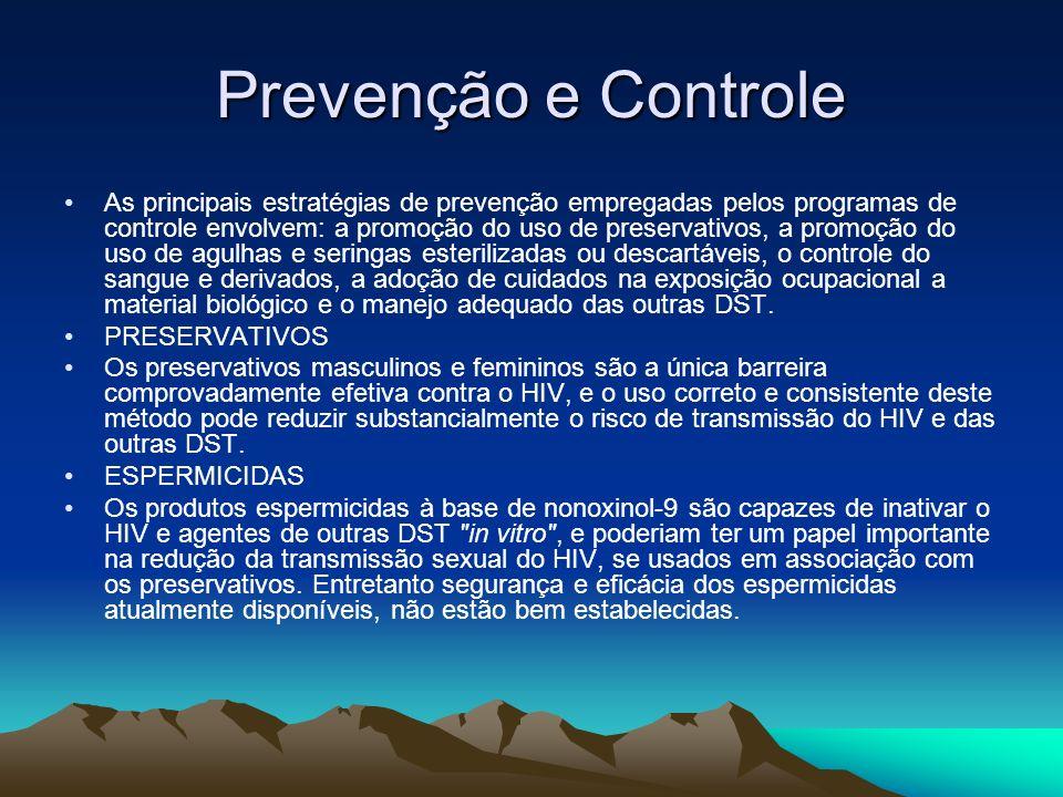 Prevenção e Controle