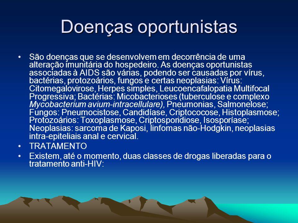 Doenças oportunistas