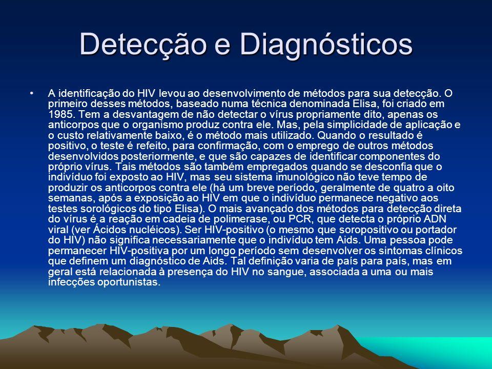Detecção e Diagnósticos