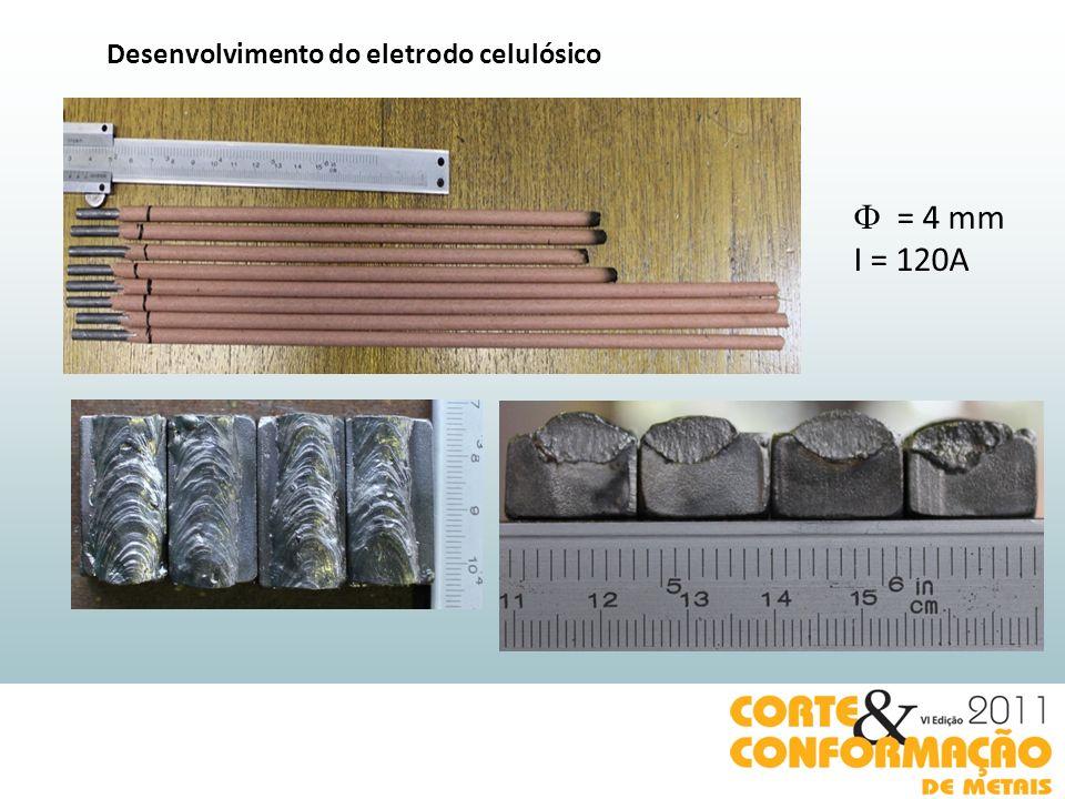 Desenvolvimento do eletrodo celulósico