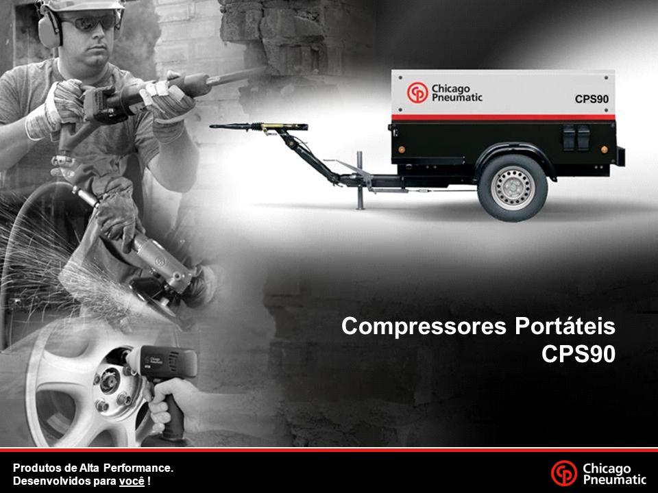Compressores Portáteis CPS90