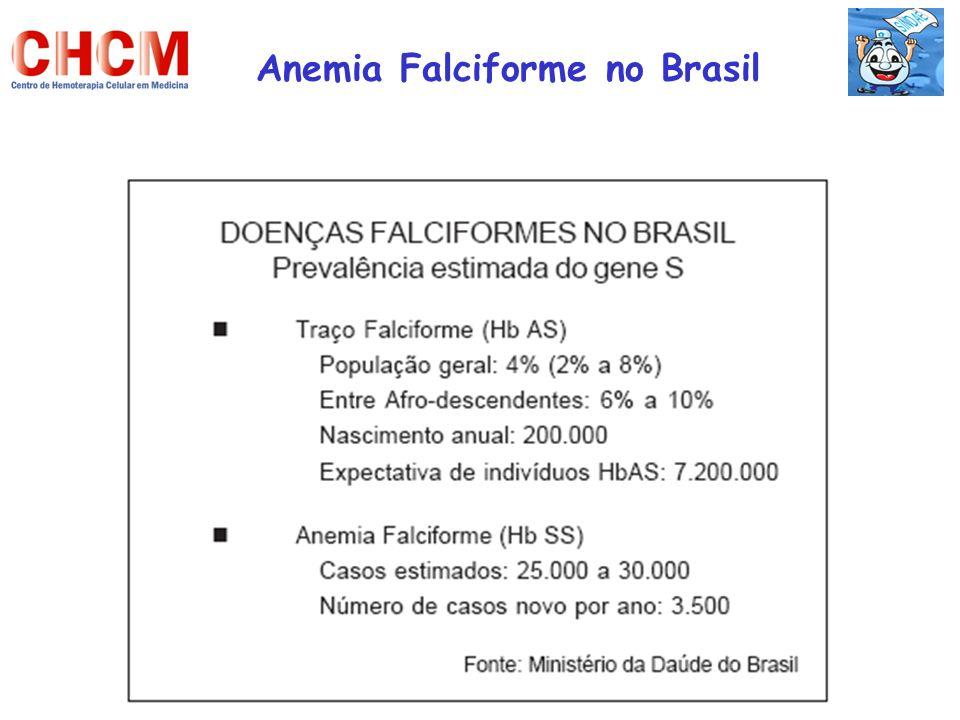 Anemia Falciforme no Brasil