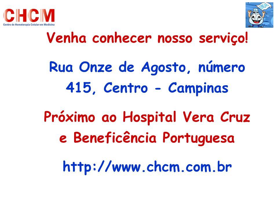Venha conhecer nosso serviço!
