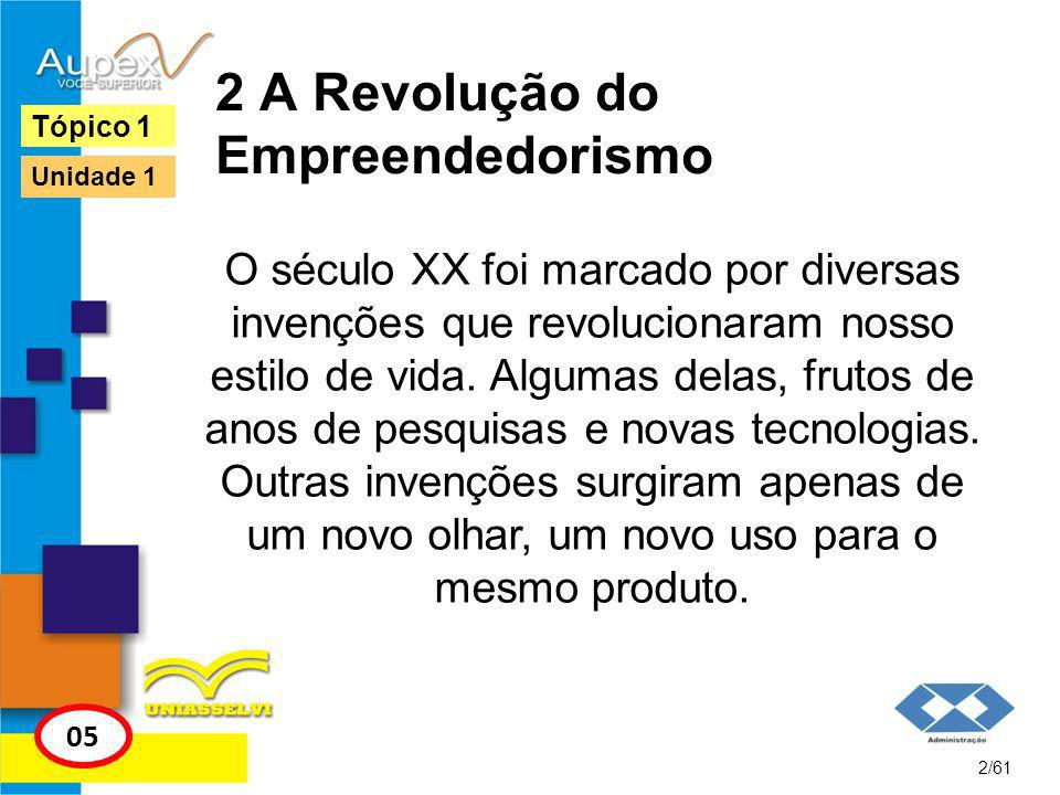 2 A Revolução do Empreendedorismo