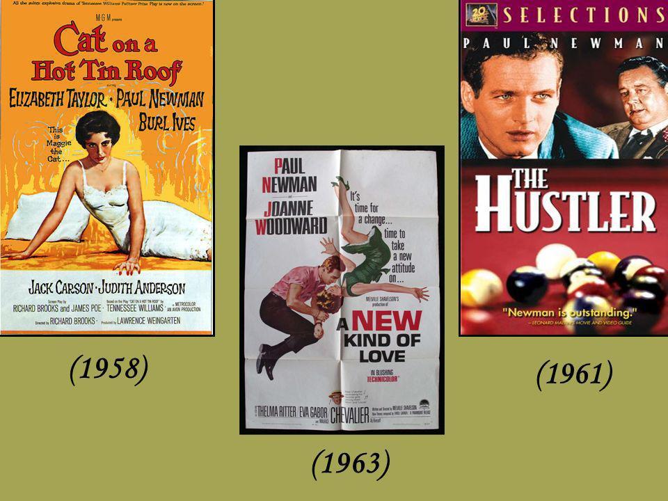 (1958) (1961) (1963)
