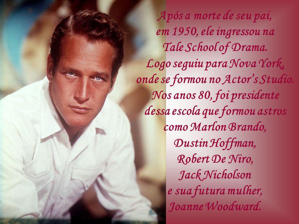 Logo seguiu para Nova York, onde se formou no Actor's Studio.