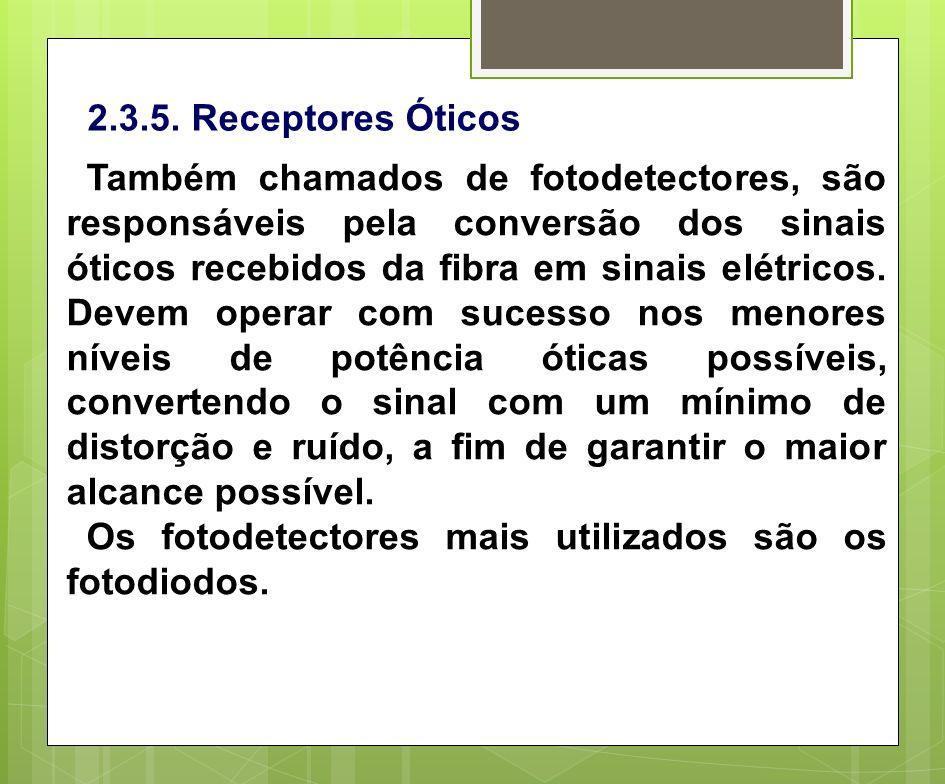 2.3.5. Receptores Óticos