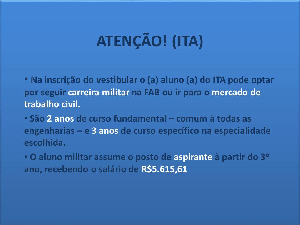 ATENÇÃO! (ITA)