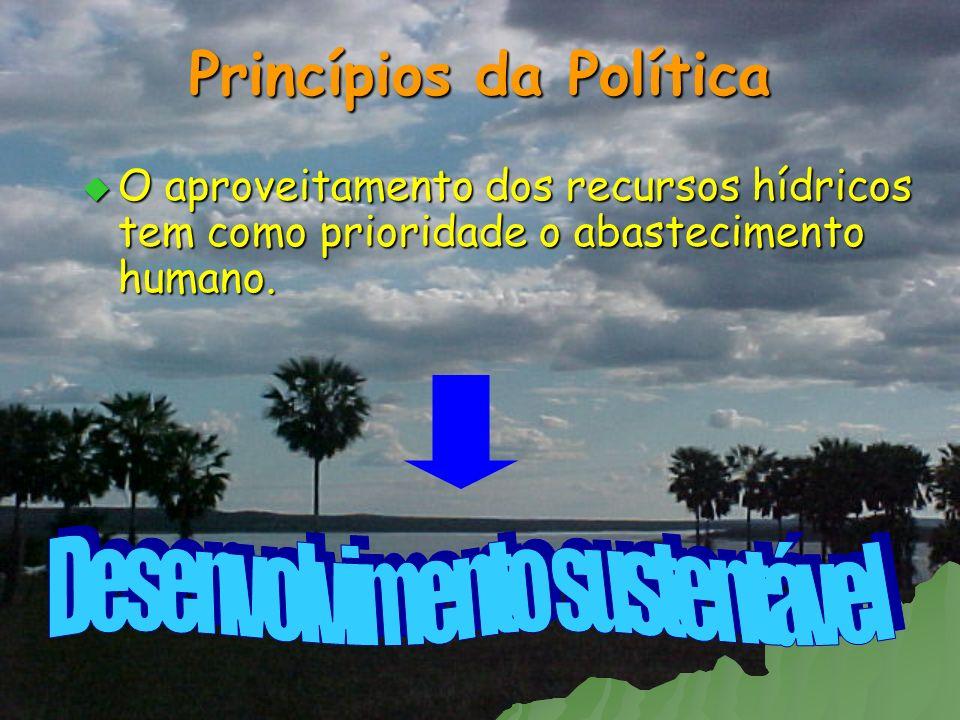 Princípios da Política