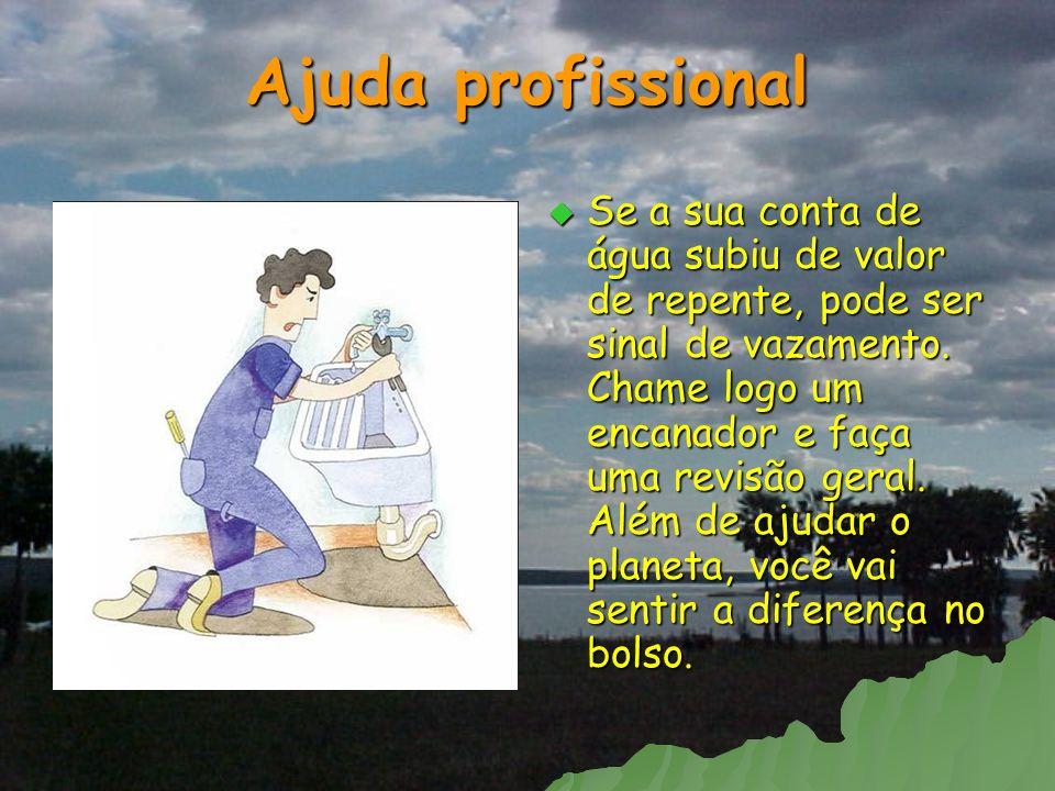 Ajuda profissional