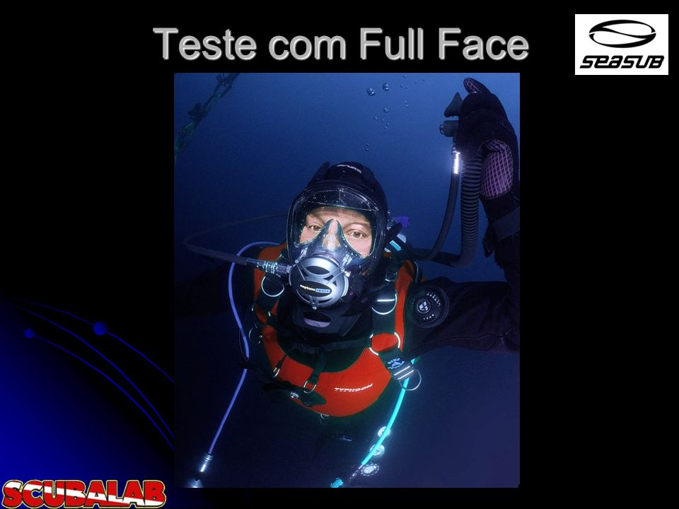 Teste com Full Face
