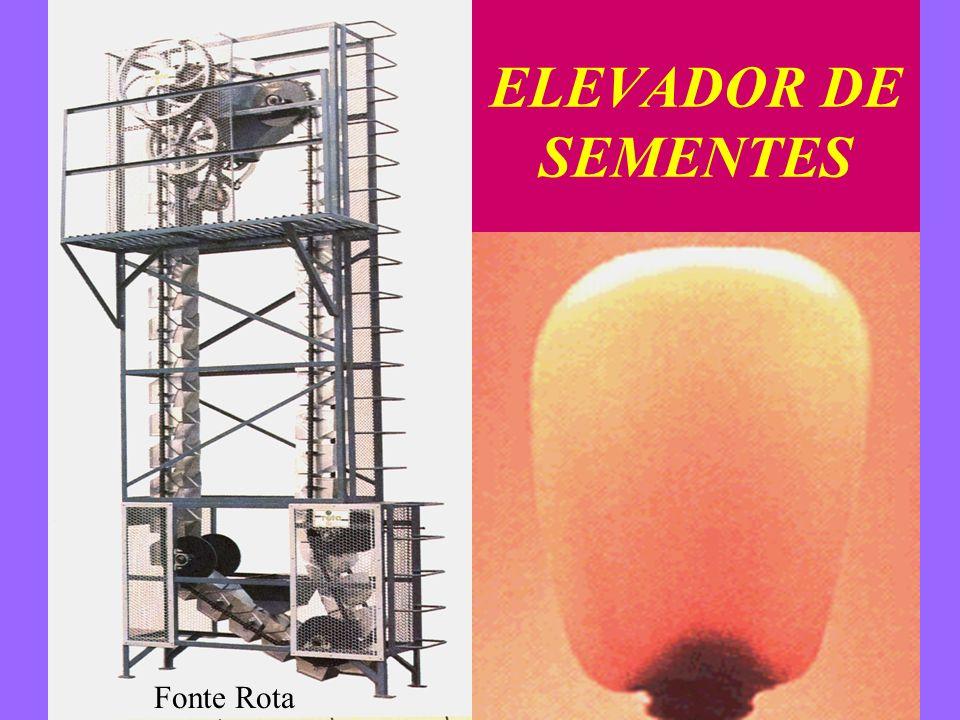 ELEVADOR DE SEMENTES Fonte Rota