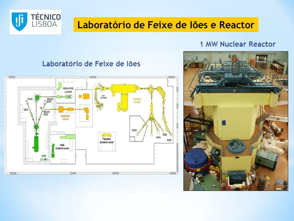 Laboratório de Feixe de Iões e Reactor