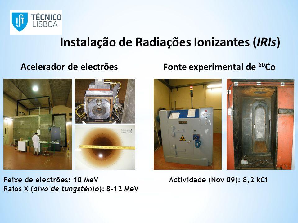 Instalação de Radiações Ionizantes (IRIs)