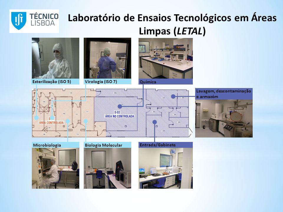 Laboratório de Ensaios Tecnológicos em Áreas Limpas (LETAL)