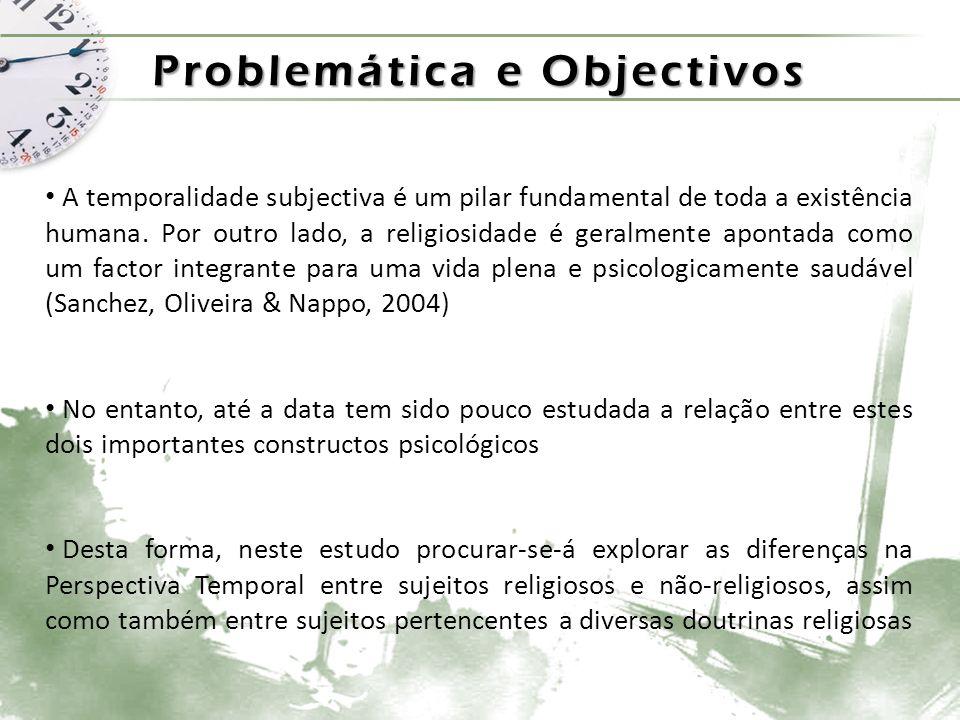 Problemática e Objectivos