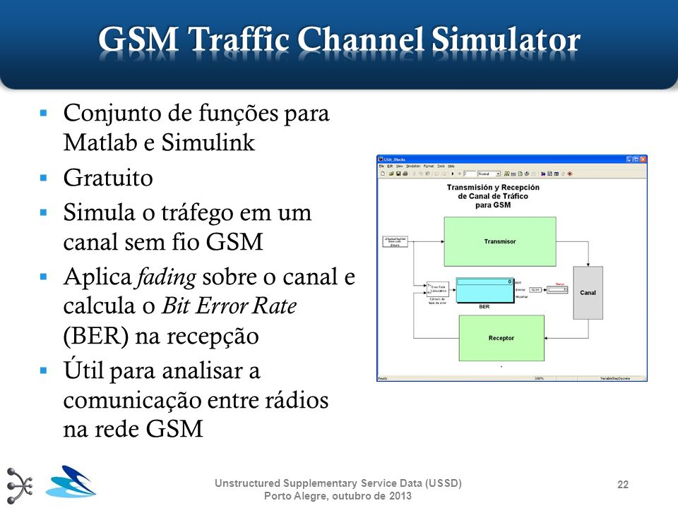 GSM Traffic Channel Simulator