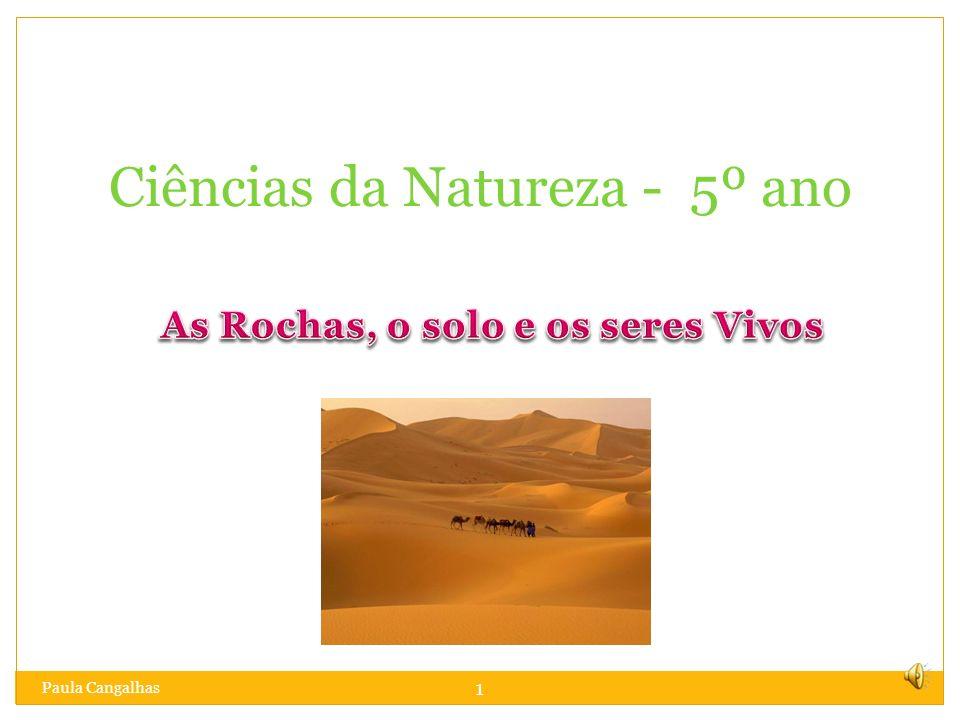Ciências da Natureza - 5º ano