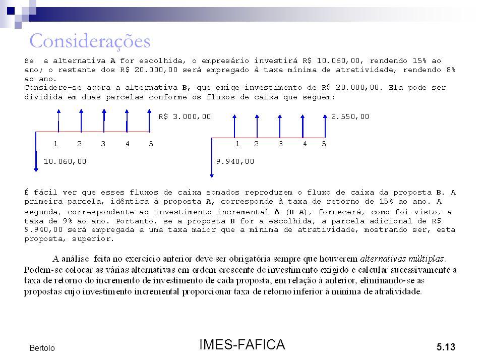 Considerações Bertolo IMES-FAFICA