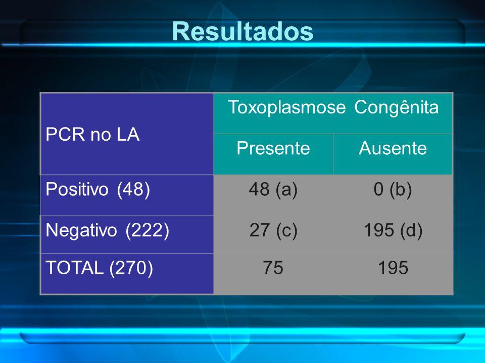 Toxoplasmose Congênita