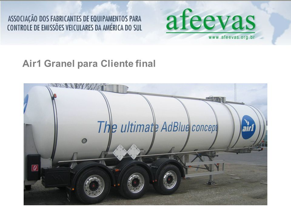 Air1 Granel para Cliente final