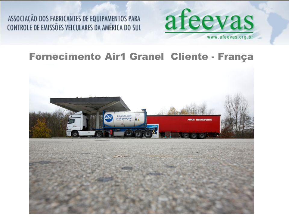 Fornecimento Air1 Granel Cliente - França