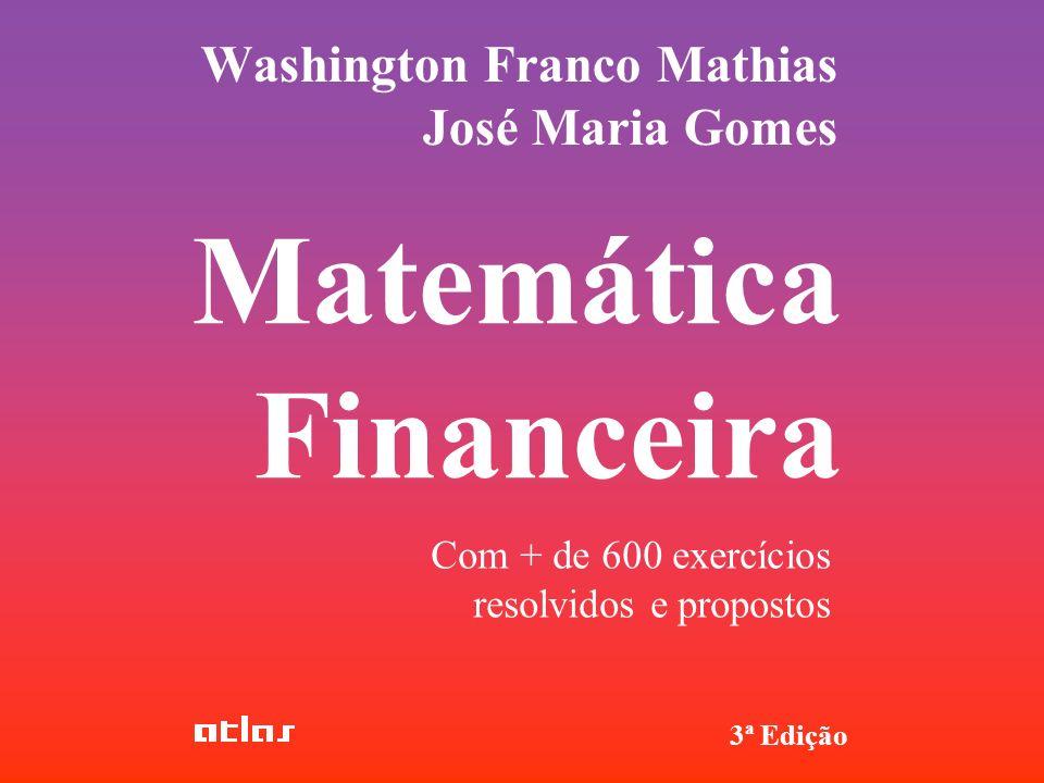 Washington Franco Mathias José Maria Gomes