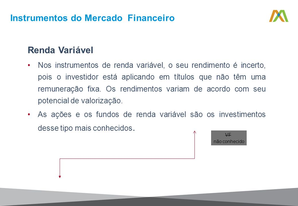 Instrumentos do Mercado Financeiro