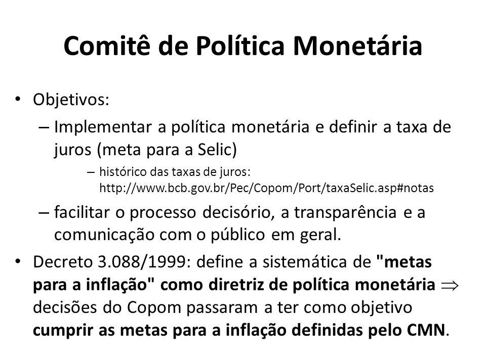 Comitê de Política Monetária