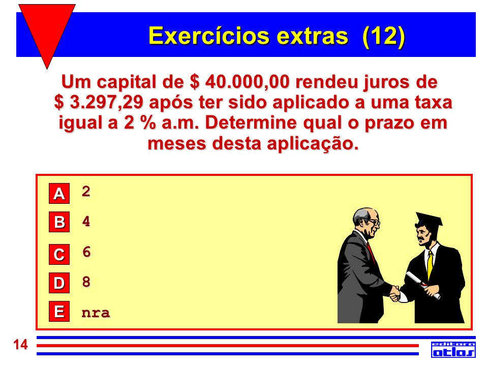 Exercícios extras (12)