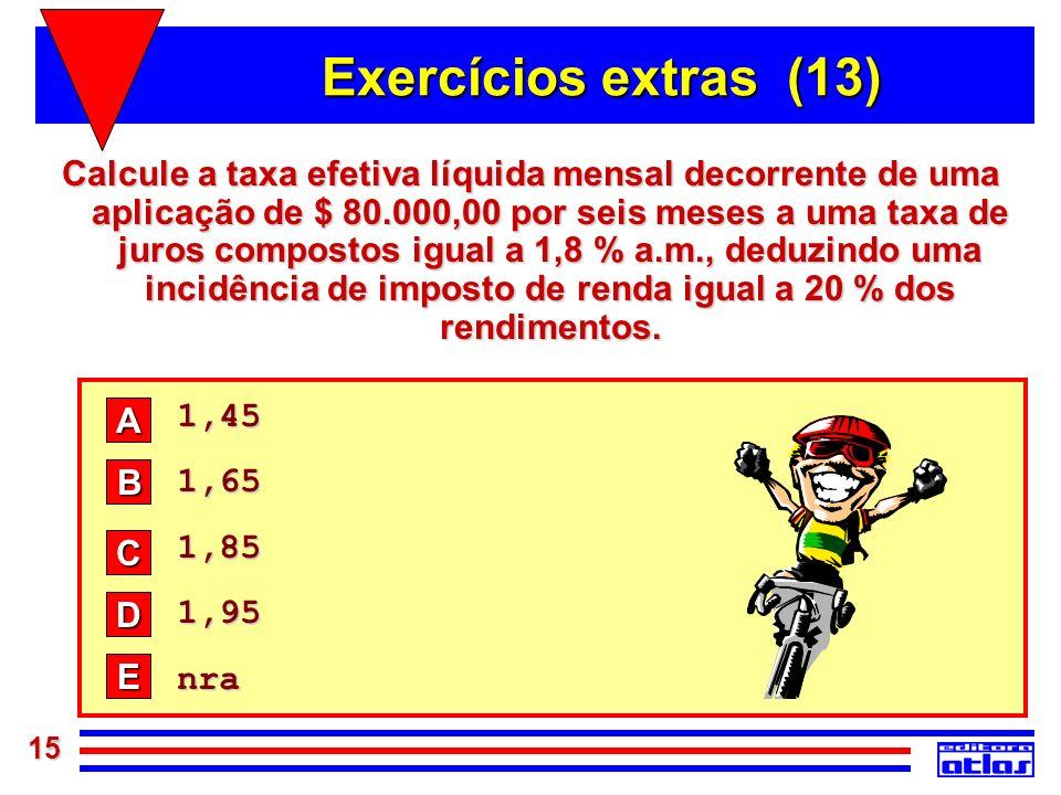 Exercícios extras (13)