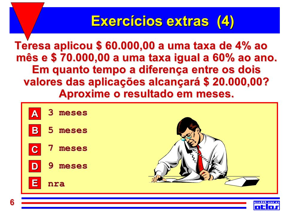 Exercícios extras (4)