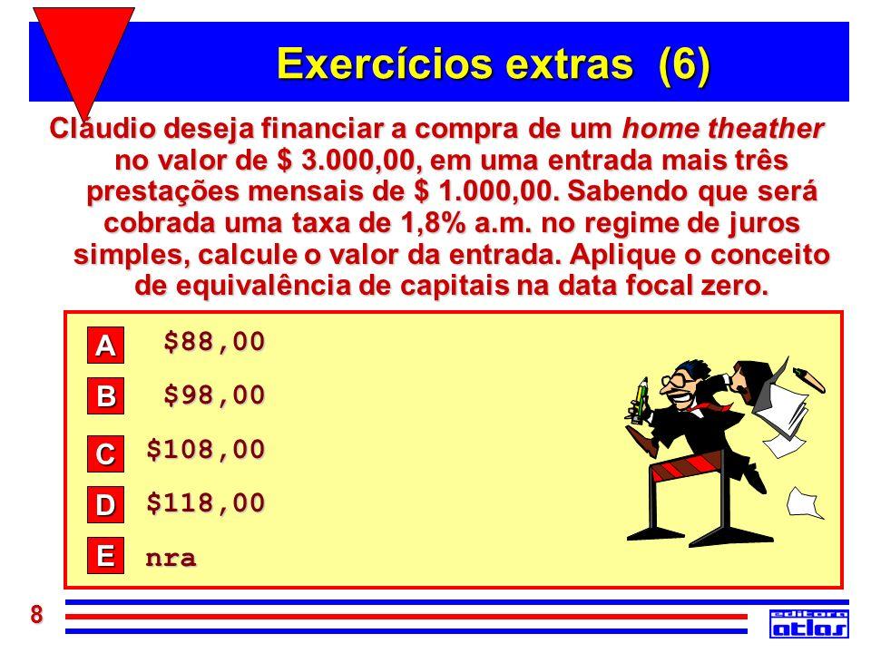 Exercícios extras (6)