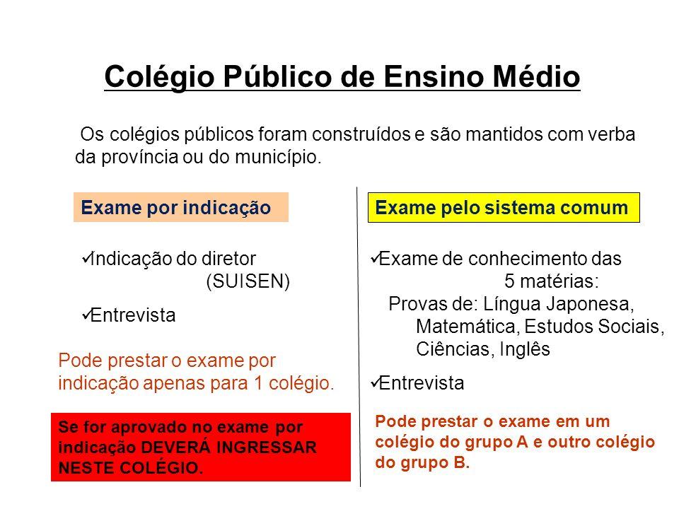 Colégio Público de Ensino Médio