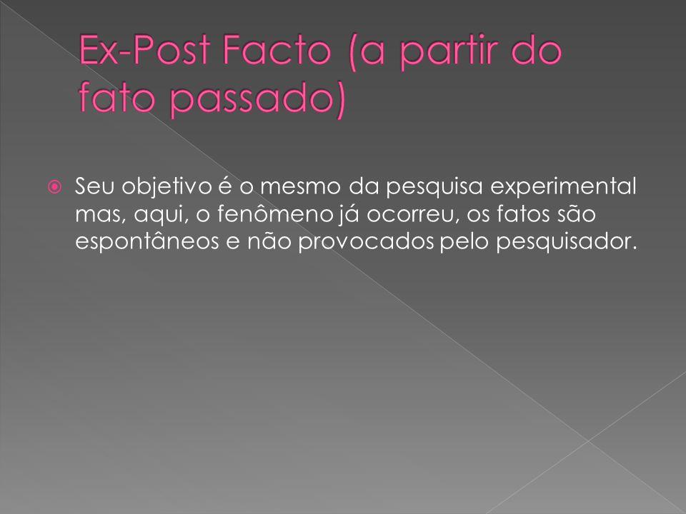 Ex-Post Facto (a partir do fato passado)