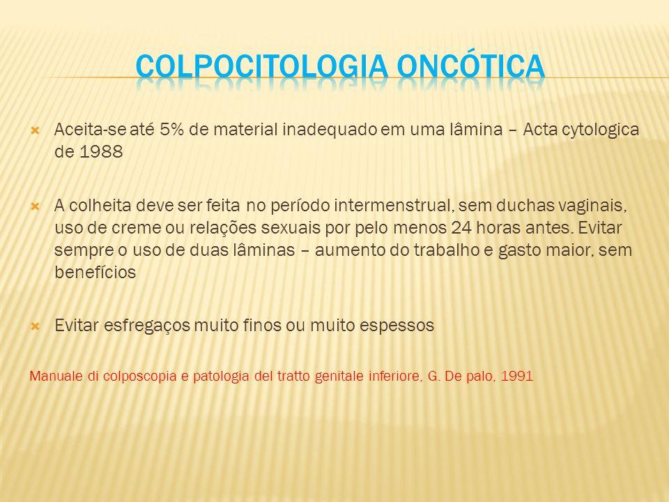 Colpocitologia oncótica