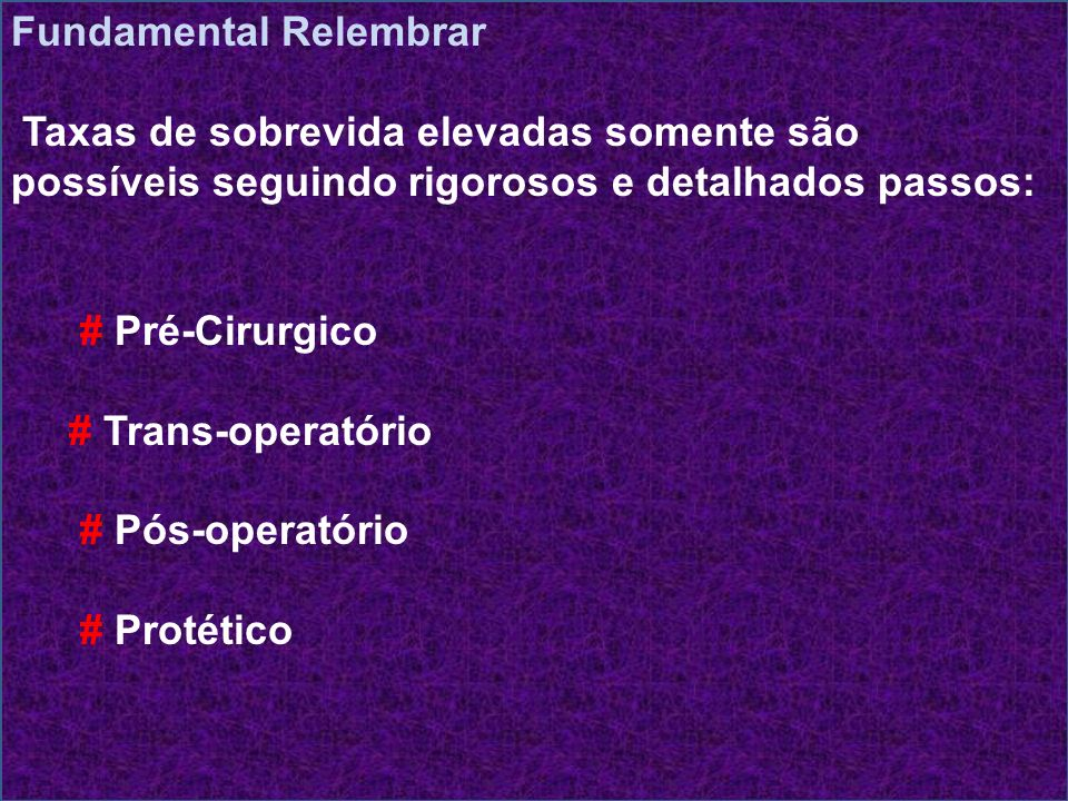 Fundamental Relembrar