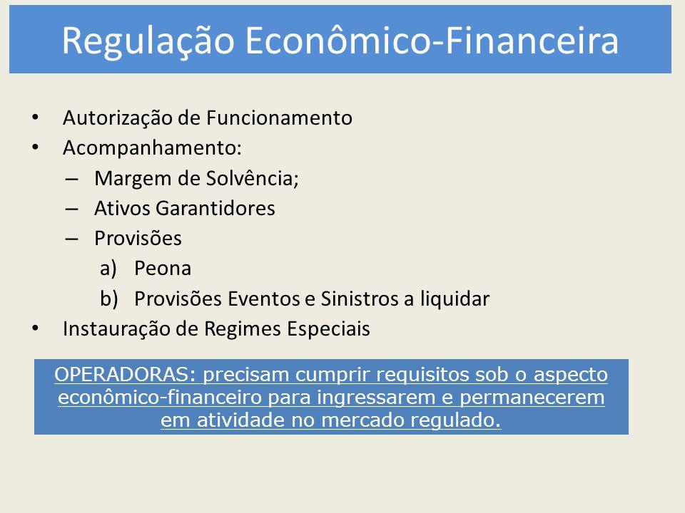 Regulação Econômico-Financeira