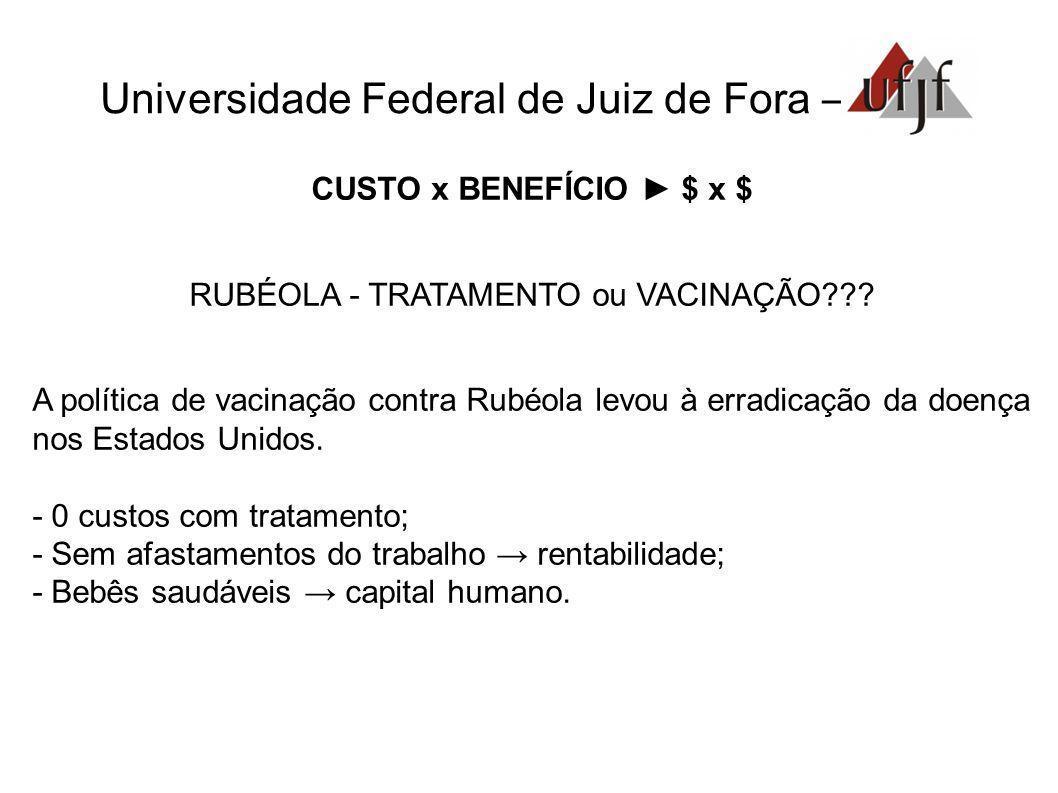 RUBÉOLA - TRATAMENTO ou VACINAÇÃO
