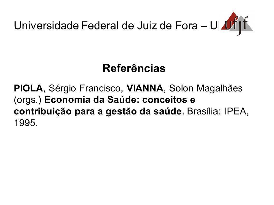 Universidade Federal de Juiz de Fora – UFJF
