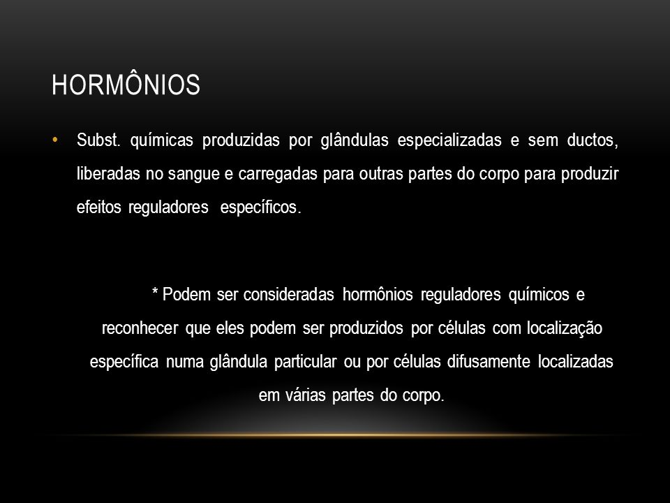 Hormônios