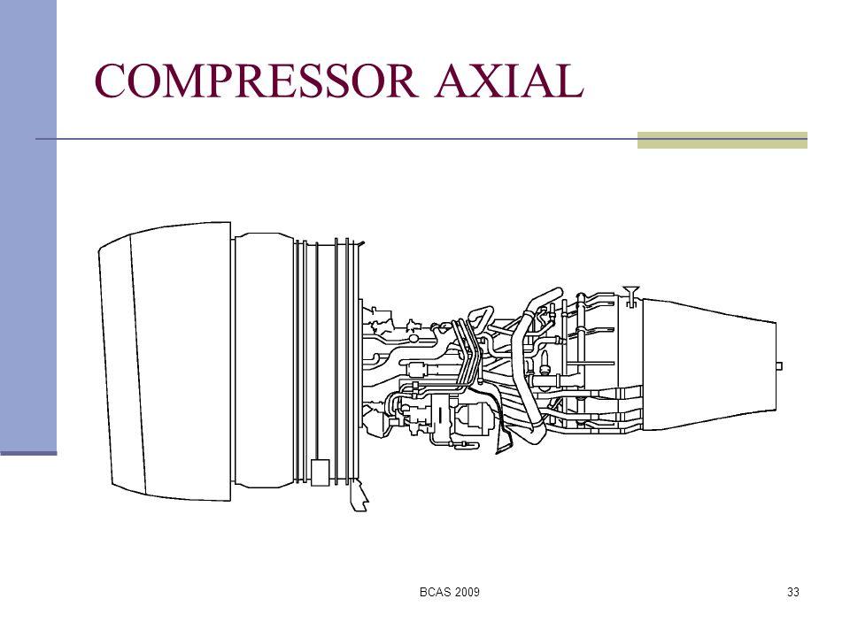 COMPRESSOR AXIAL BCAS 2009