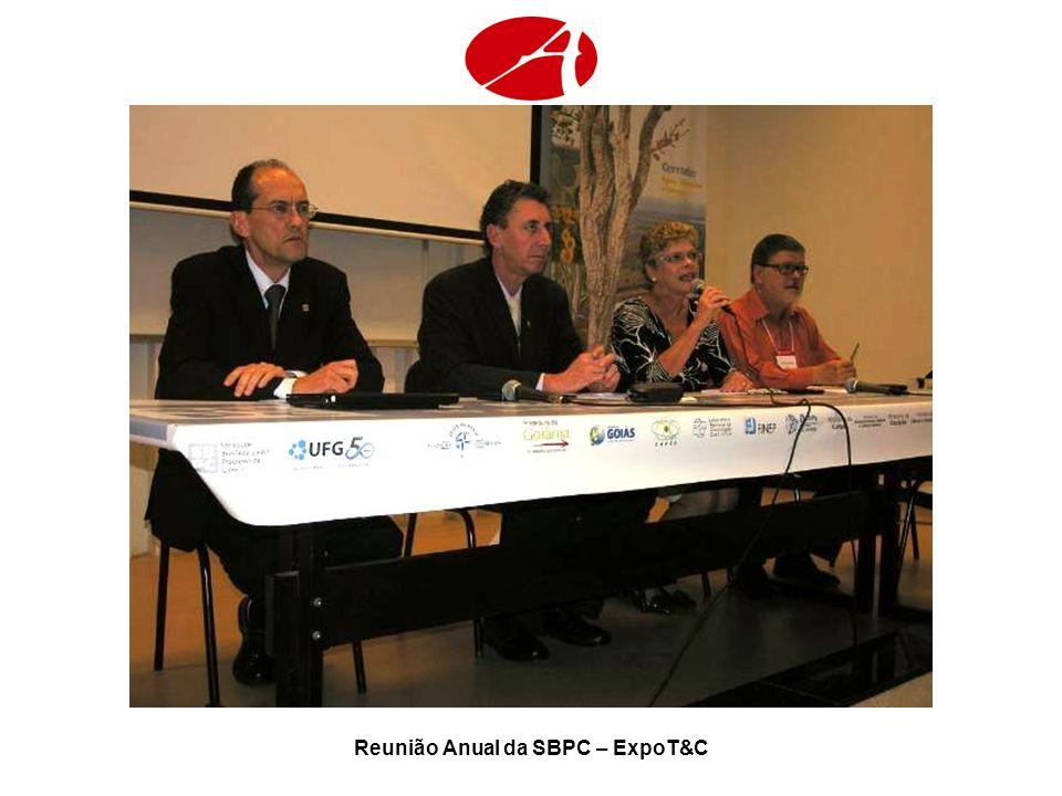 Reunião Anual da SBPC – ExpoT&C