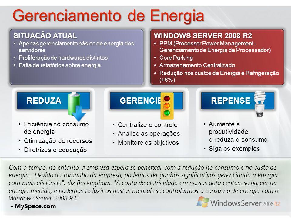 Gerenciamento de Energia