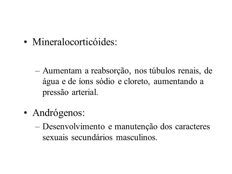 Mineralocorticóides: