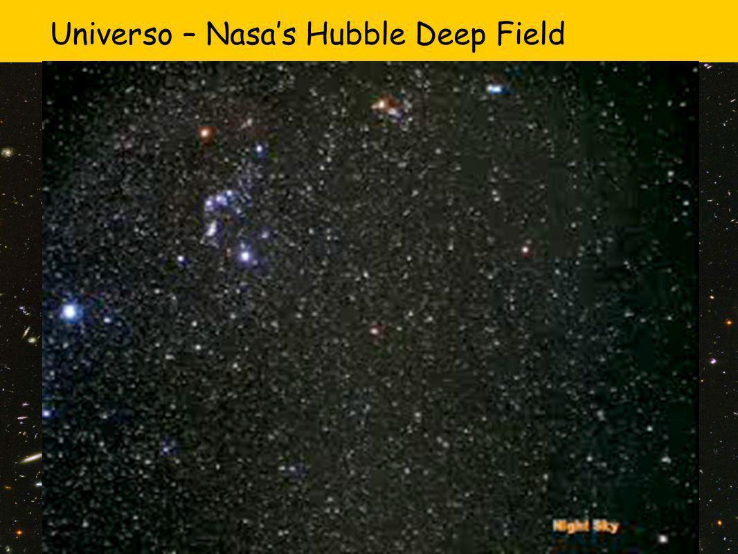 Universo – Nasa's Hubble Deep Field