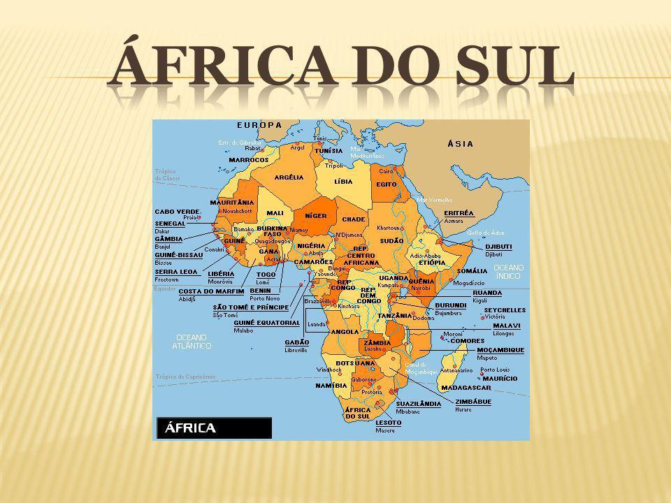 ÁFRICA DO SUL