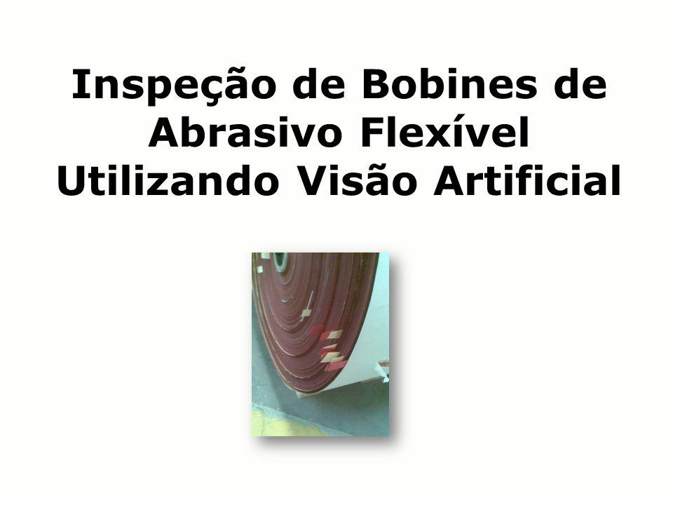 Inspeção de Bobines de Abrasivo Flexível Utilizando Visão Artificial