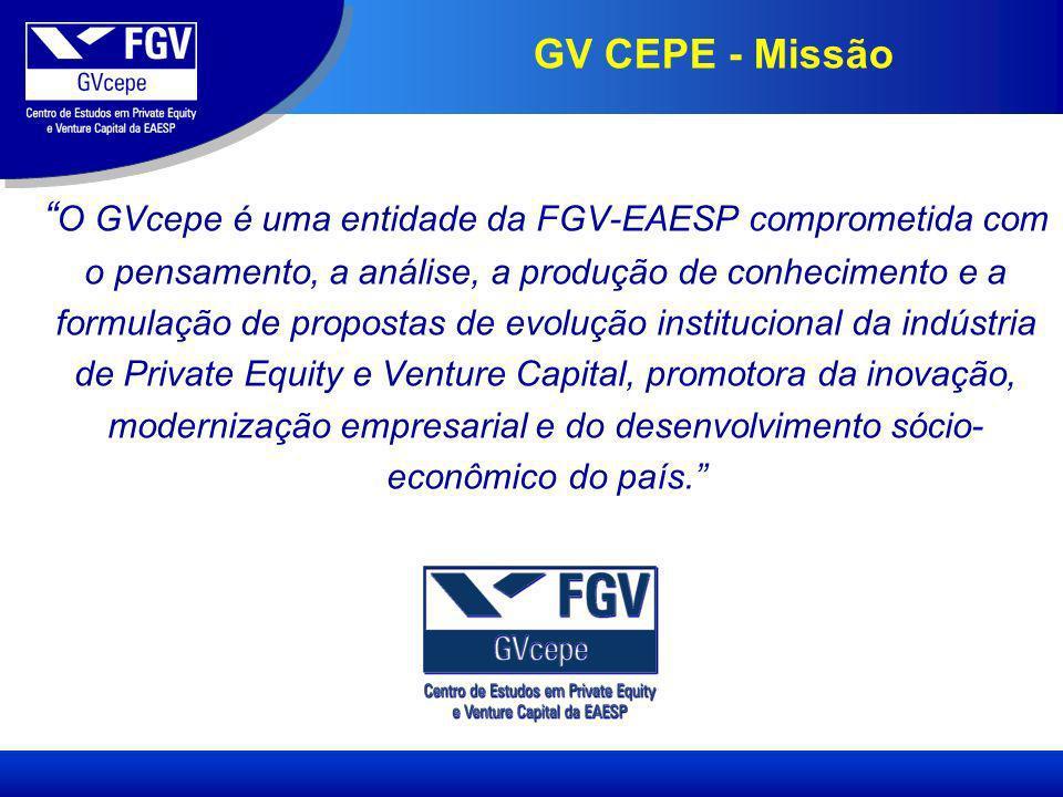 GV CEPE - Missão