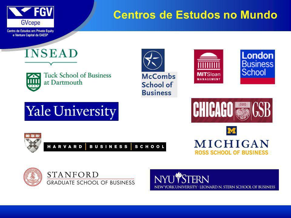 Centros de Estudos no Mundo